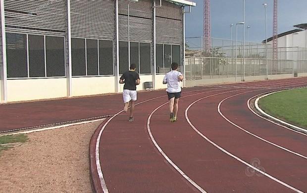 Atletas que tiveram bom desempenho no ano passado devem ser beneficiados (Foto: Reprodução TV Acre)