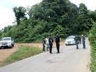 Trio é achado morto em ramal no bairro Tarumã, Zona Oeste de Manaus