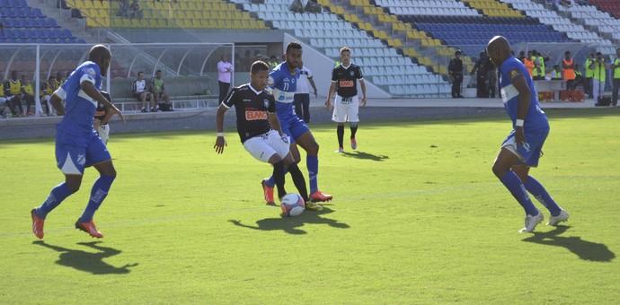 Copa Espírito Santo 2014: Rio Branco-ES x São Mateus (Foto: Sidney Magno Novo/GloboEsporte.com)
