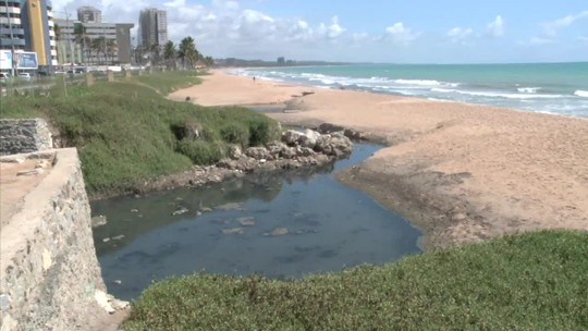 Litoral de Alagoas tem 11 pontos impróprios para banho, aponta IMA