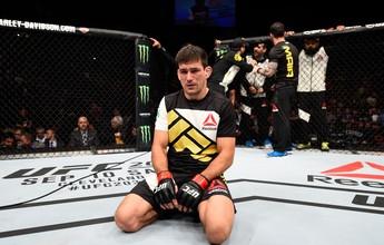Demian pede que UFC reconsidere e lhe dê a próxima disputa de cinturão