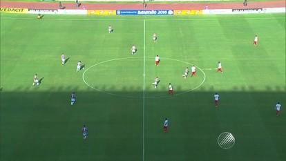 Confira os melhores momentos de Juazeirense 2 x 3 Bahia