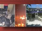 Homem invade escola e incendeia sala de diretora em Campo Formoso