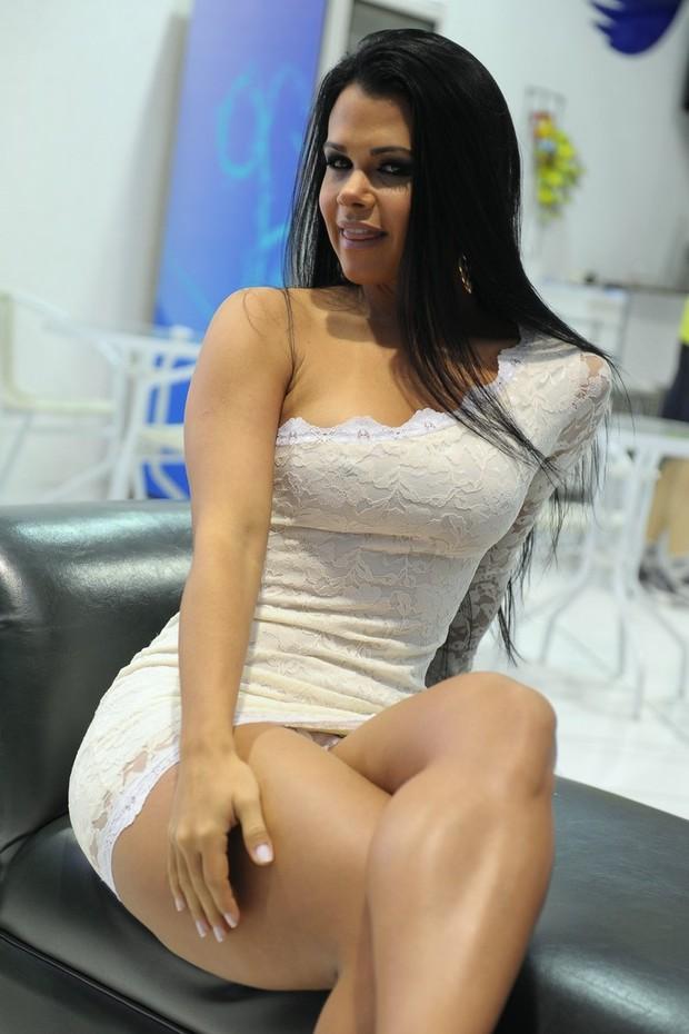 Milena Santos (Foto: Francisco Cepeda / AgNews)