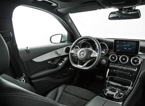 Mercedes GLC (Foto: Divulgação)