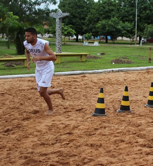 última aposta (Júnior Freitas/GloboEsporte.com)