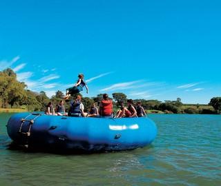 Acampamento Repúbllica Lago (Foto: Divulgação)