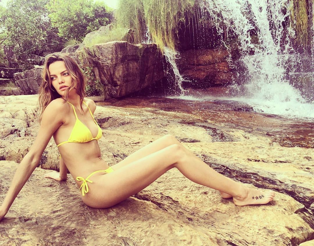 Bárbara Fialho na Chapada dos Veadeiros (Foto: Reprodução/Instagram)