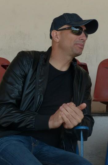 Goleiro Marcos Paraná (Foto: Douglas Trevisan)