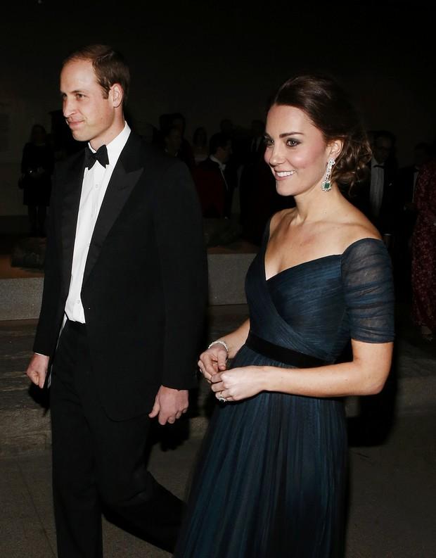 Principe William e Kate Middleton (Foto: Reuters/Agência)