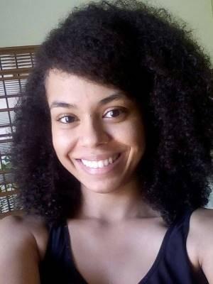 Bruna diz que fará sua matrícula até o fim da semana na USP (Foto: Bruna Sena / Arquivo Pessoal)