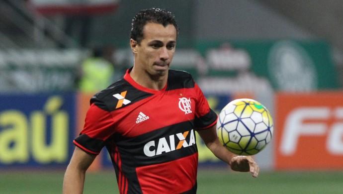 Leandro Damião Flamengo x Palmeiras (Foto: Gilvan de Souza / Flamengo)