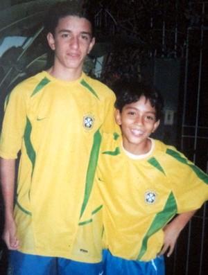 Lucas Zen Botafogo (Foto: Arquivo Pessoal)