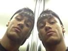 Neymar tira onda em rede social e recebe críticas: 'Imagina dois desse'
