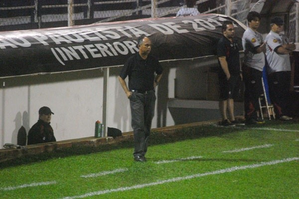 Luiz Carlos Martins, técnico do Oeste na Série C (Foto: Divulgação/Oeste)