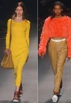 O outono chegou! Veja as tendências das semanas de moda que devem bombar nesta estação