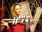 Bianca Rinaldi e cantores das primeiras temporadas chegam para o #PréTVB