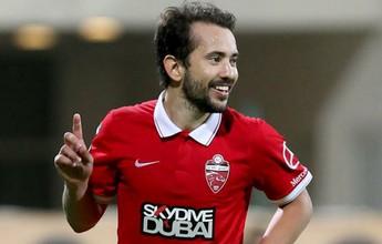 """Chamado por Dunga, Everton Ribeiro diz viver """"melhor momento"""" no Al Ahli"""