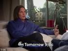 Bruce Jenner fala a TV sobre expectativa para mudança de sexo