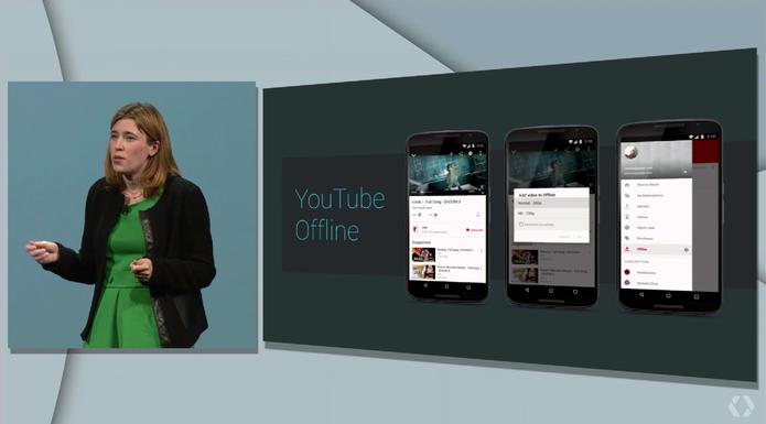 YouTube Offline: recurso permitirá salvar páginas para assistir a vídeos offline (Foto: Reprodução)