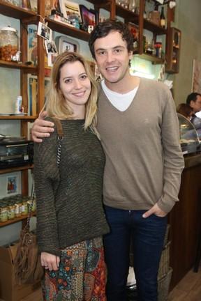Nathalia Dill e Sérgio Guizé (Foto: Daniel Pinheiro/Agnews)