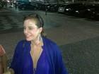 Narcisa faz piada sobre casamento de Latino: 'Ele vai dar alfaces'