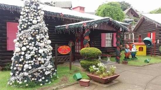 Casa do Papai Noel Penedo (Foto: Divulgação)