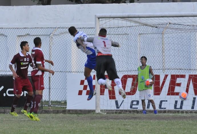 Campeonato Capixaba 2014: Vitória-ES x Desportiva Ferroviária (Foto: A Gazeta)