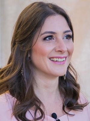 Carolina Fiorentino (Foto: Divulgação/SBT)