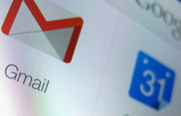 Gmail, serviço de correio eletrônico do Google. (Foto: Divulgação/BBC)