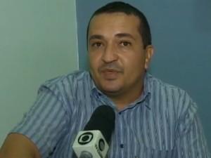 Coordenador do Grupo de Apoio à Vida (GAV), Miranda Neto (Foto: Reprodução/ TV Clube)