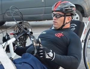 Ulisses Freitas vai disputar a Copa Brasil de Ciclismo (2) (Foto: Felipe Martins/GLOBOESPORTE.COM)