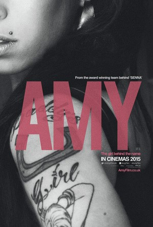 Pôster do filme 'Amy'