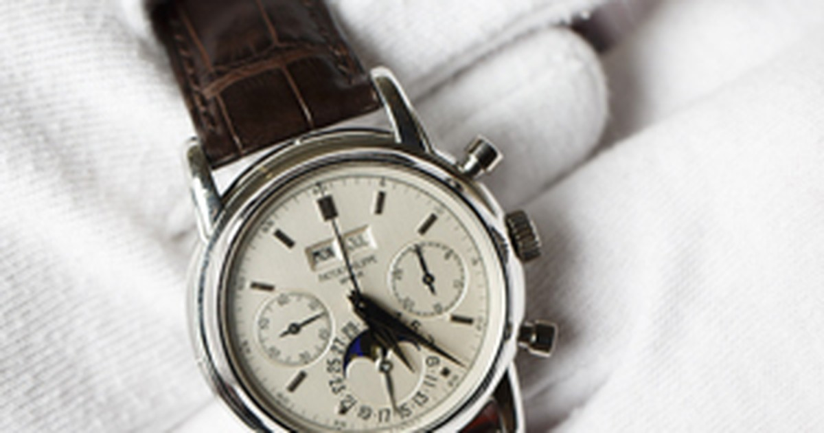 e490e5b7769 G1 - Relógio de Eric Clapton é leiloado por R  7