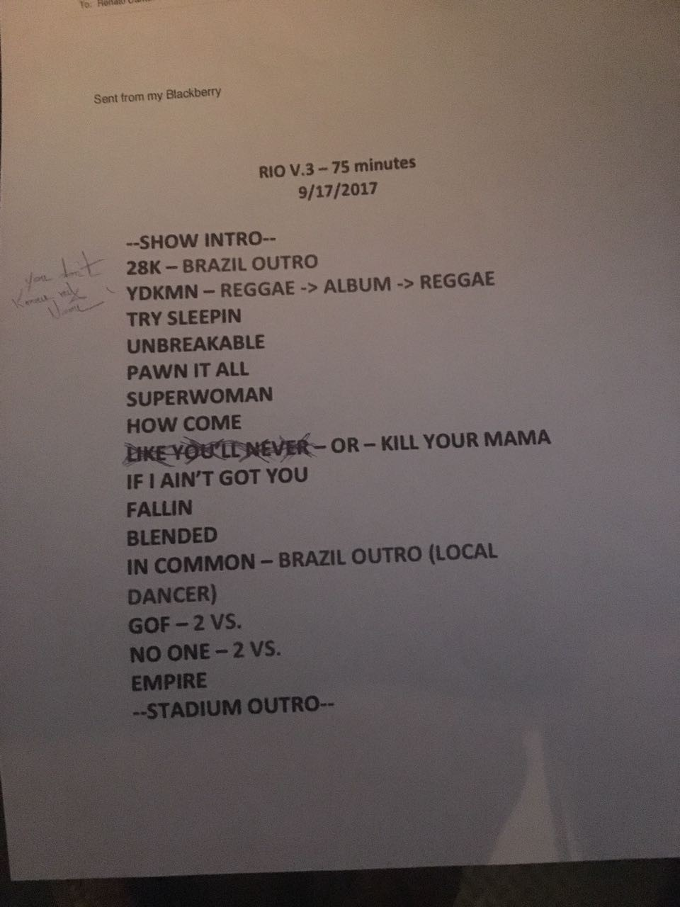 Confira o setlist de Alicia Keys para o show deste domingo, no Palco Mundo do Rock in Rio (Foto: Multishow)