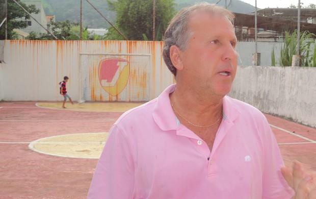 Especial Zico 60 anos (Foto: Cassius Leitão)
