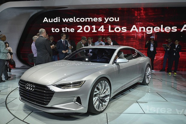 Audi Prologue (Foto: Newspress)