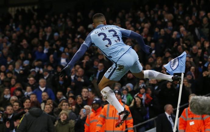 Gabriel Jesus Manchester City (Foto: Reuters)