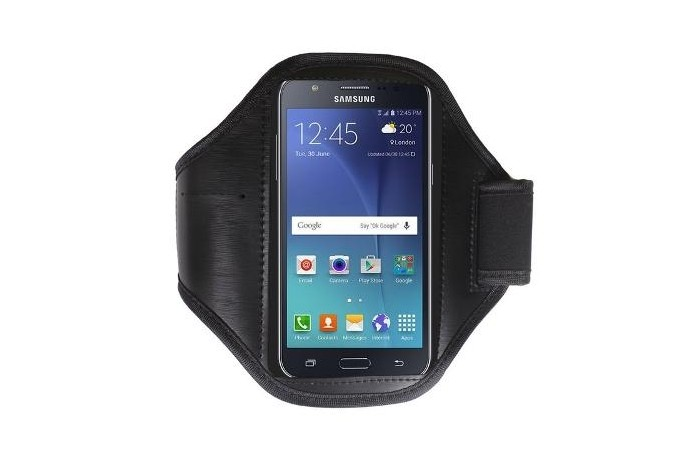 Braçadeira para Samsung Galaxy J5 (Foto: Divulgação/Underbody)