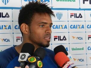 Anderson Lopes atacante Avaí (Foto: André Palma Ribeiro/Avaí FC)
