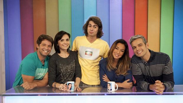 vídeo show (Foto: rede globo)