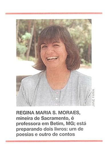 Regina Maria Moraes-crônica (Foto: Globo Rural )