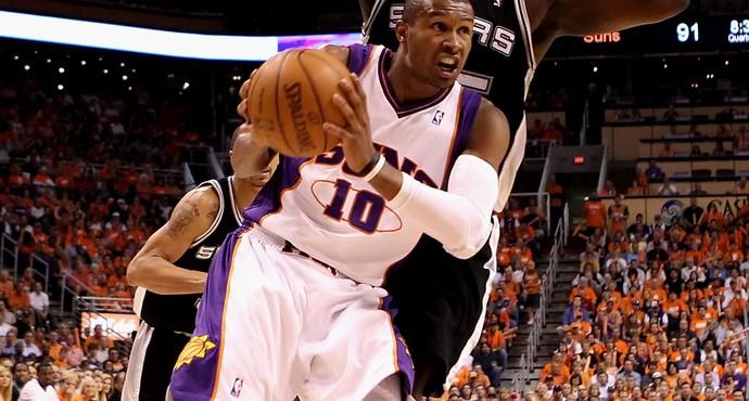 basquete nba leandrinho barbosa phoenix Suns (Foto: Agência Getty Images)