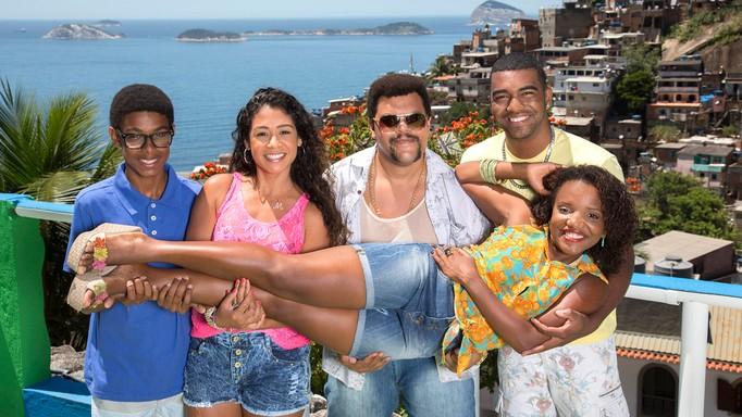 mais x favela elenco completo