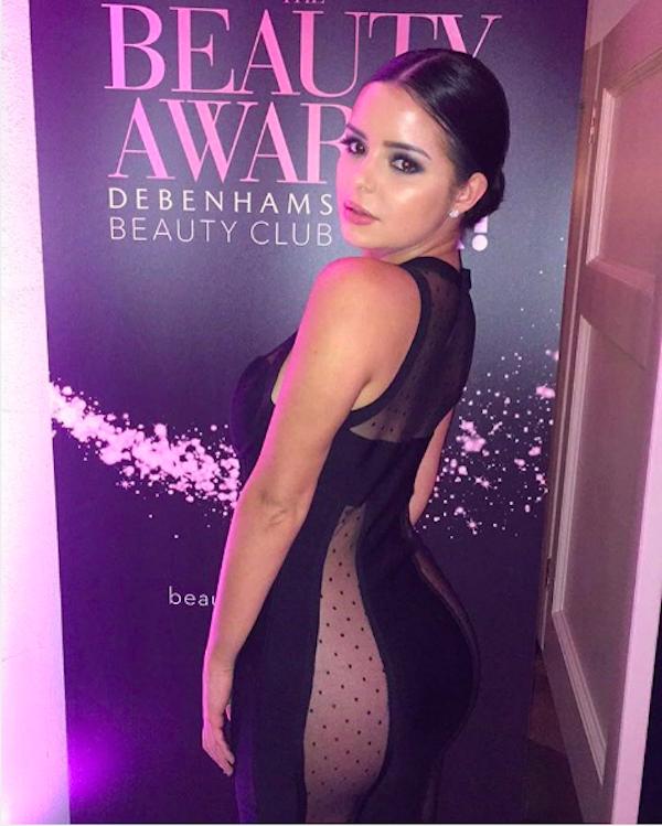 A modelo Demi Rose (Foto: Instagram)