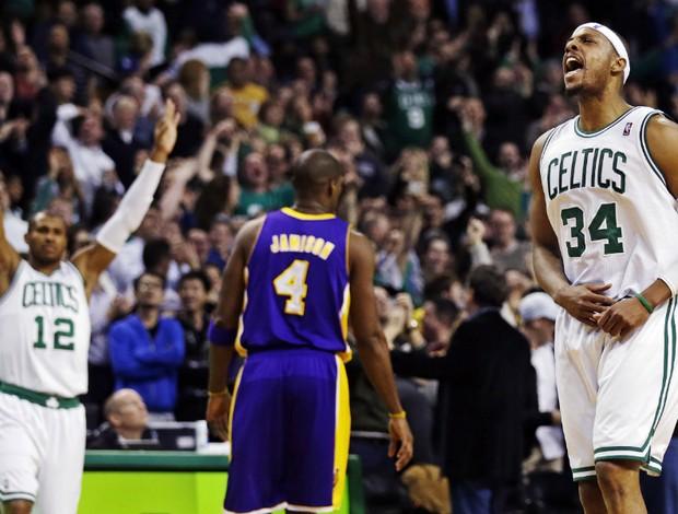 Paul Pierce, Boston Celtics - AP (Foto: AP)