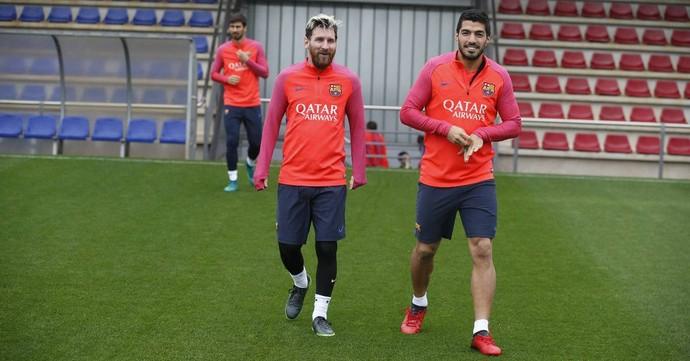 Messi Barcelona (Foto: Divulgação)