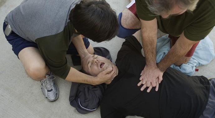 euatleta cardiologia socorro (Foto: Getty Images)