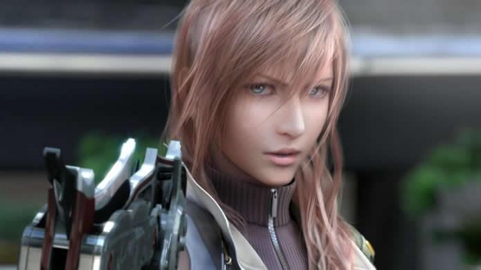Final Fantasy XIII não foi o FF mais caro, mas teve orçamento milionário (Foto: Divulgação/Square Enix)