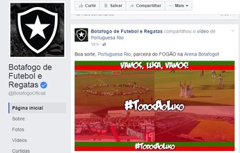 Parceiro na Arena, Bota dá apoio à Lusa na internet para final da Copa Rio